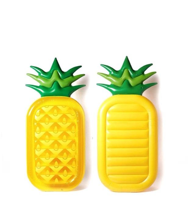 Inflable ananá 188x79 cm x1u